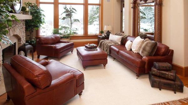 真皮沙发的种类有哪些?