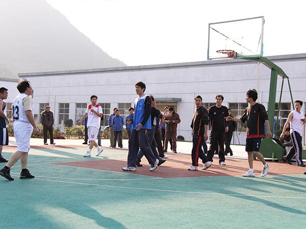 WILWAY万汇篮球比赛