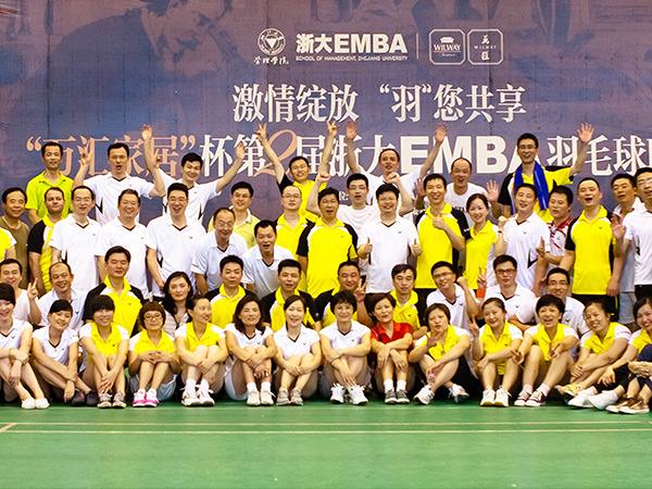 WILWAY万汇羽毛球联谊赛