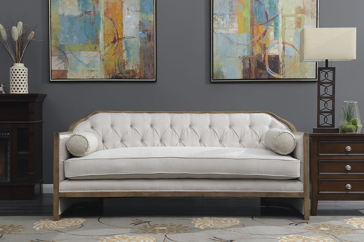 布艺沙发WWFA-U4544