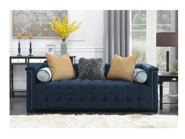 布艺沙发WWFA-A135